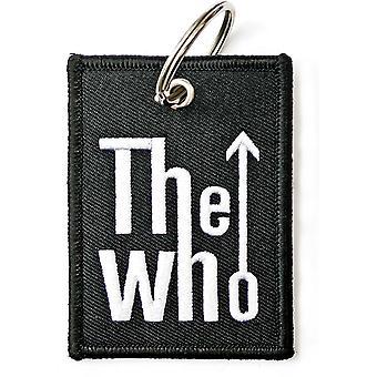 Nøkkelring for Who - Arrow-logo