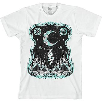 Gojira - Dragons Dwell Unisex XX-Large T-Shirt - Bianco