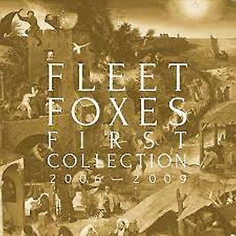 Fleet Foxes - Erste Kollektion 2006-2009 Vinyl