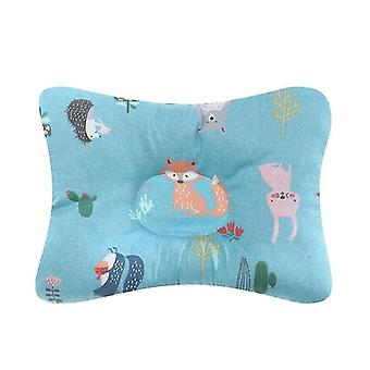 new x baby sleep support and prevent flat head pillow sm17893