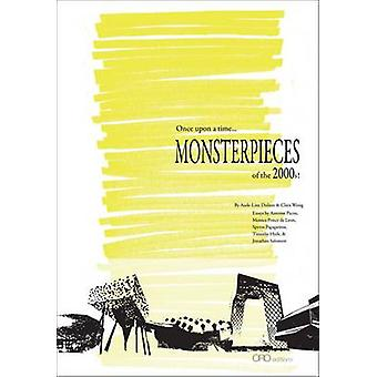 Monsterpieces by Clara Wong Aude Line Duliere