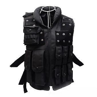 Airsoft Military Tactical Vest Molle Combat Assault Plate Carrier Tactical Vest