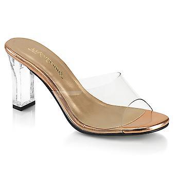 Fabulicious Frauen's Schuhe ROMANCE-301 Clr-Rose Gold/Clr