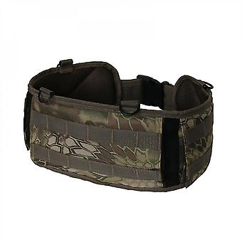 Mimigo Tactical Military Digital Camouflage Fanny Pack Tactical Fanny Pack For Men Waist Bag Military Hip Belt Outdoor Hiking Fishing Bumbag