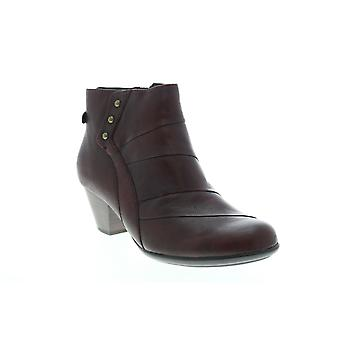 Earth Adult Womens Hope Brush Off Lea Ankle & Booties Boots