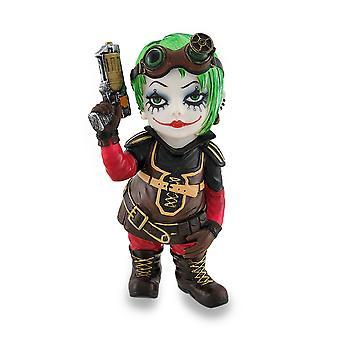 تأثيري الأطفال Steampunk ميني فتاة ث/مسدس تمثال