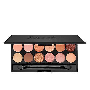 Paleta de sombras de ojos i-Divine Peach Pefect Sleek