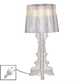 E27 Acryl Tafellamp voor slaapkamer woonkamer bureaulamp studie bed leesboek