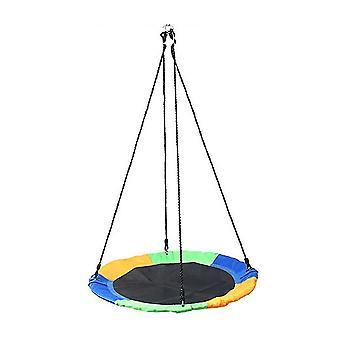 Agățat Scaun 1m 40inch în aer liber Loc de joaca Swing Set