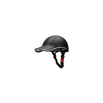 Halbhelm Baseball Cap Style Sicherheit Hard Hat Offenes Gesicht für Motorrad Bike Scooter