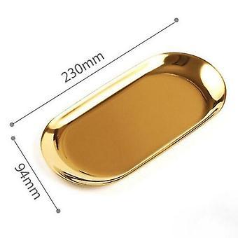 Rangement en métal inspiré du style scandinave et plateau d'organisation (Ab)