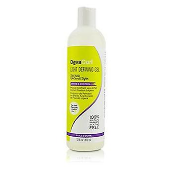 Devacurl Light Defineing Gel (suave Hold No-crunch Styler - Definir & Control) - 355ml/12oz