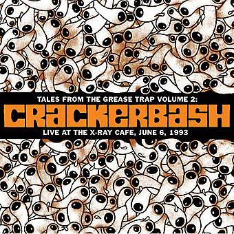 Crackerbash - Live at the X-Ray Cafe [Vinyl] USA import
