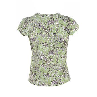 BHS Short Sleeve Floral Top TP311-12