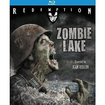 Zombie Lake [BLU-RAY] USA import