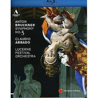 A. Bruckner - Symfonie No. 5 [BLU-RAY] USA import