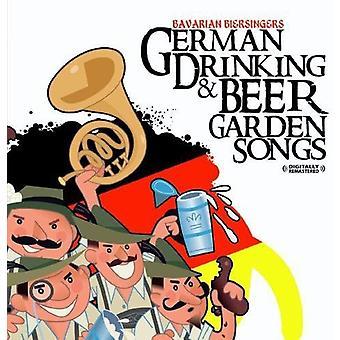 Biersingers bávaro - importación de Estados Unidos alemán beber & cerveza jardín canciones [CD]