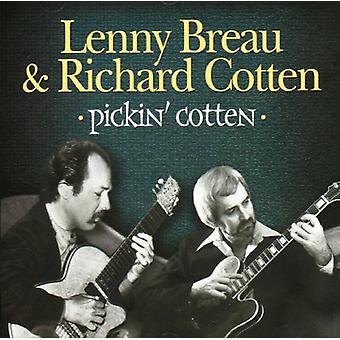 Lenny Breau - Pickin Cotton [CD] USA import
