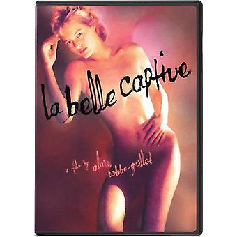 La Belle Captive [DVD] USA import