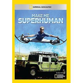 Make Me Superhuman [DVD] USA import