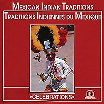 Various Artists - importation USA Traditions indiennes mexicaines [CD]