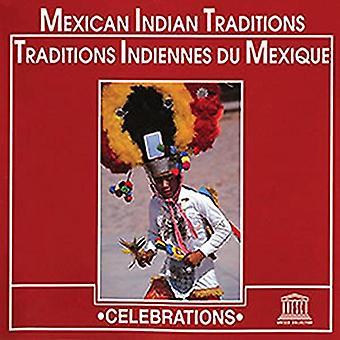 様々 なアーティスト - メキシコのインド伝統 [CD] USA 輸入