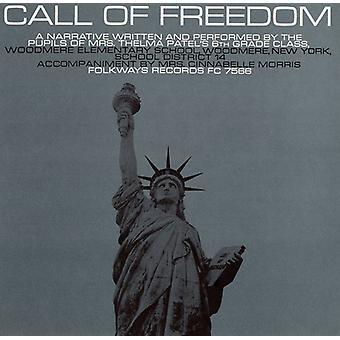 Oproep van de vrijheid - oproep van vrijheid [CD] USA import