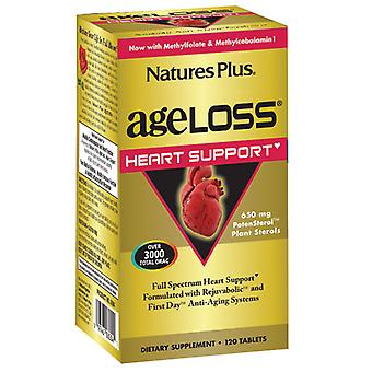 Natures Plus AgeLoss Heart Support Tablets 120 tabs