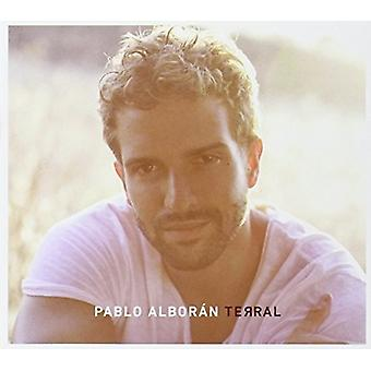 Pablo Alboran - Terral [CD] USA import