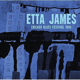 James*Etta - Chicago Blue Festival 1985 [CD] USA import
