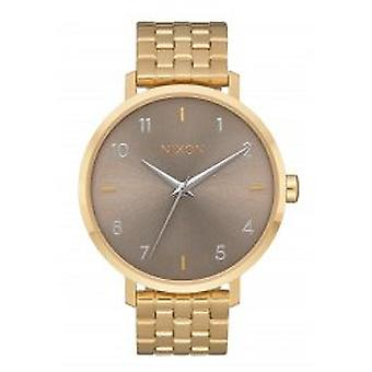 Nixon The Arrow All Light Gold / Taupe (A1090-2702)