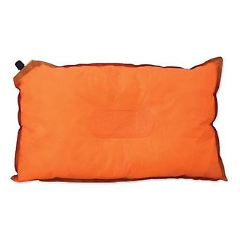 Self Inflating Camping Pillow Cushion Expedition Hiking Travel Fishing Comfort