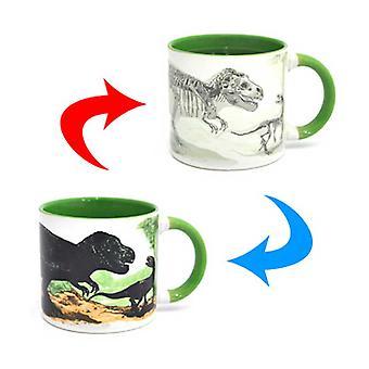 Dinosaur Extinction Mug