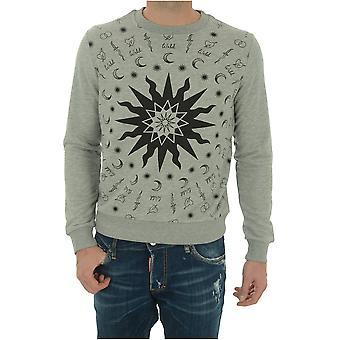 Sweatshirt cotton Printe Matinha - John Richmond