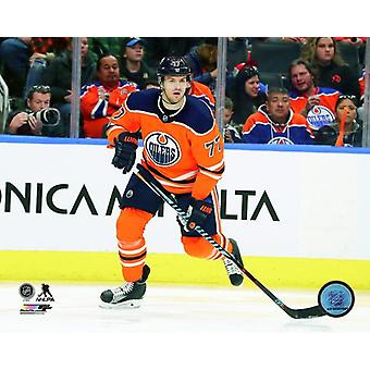 Oscar Klefbom 2017-18 Action Photo Print