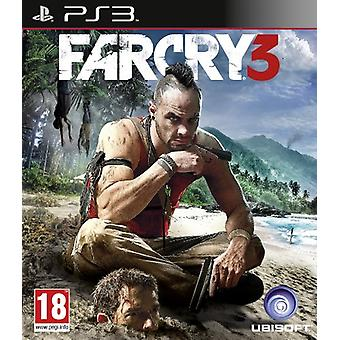 Far Cry 3 (PS3)-fabriken förseglad