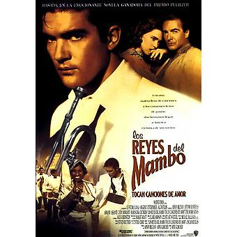 The Mambo Kings Movie Poster (11 x 17)
