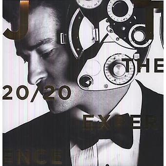 Justin Timberlake - 20/20 ervaring [Vinyl] USA import
