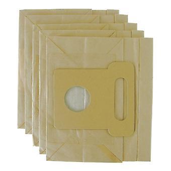 Moulinex Powerstar Papier Staub Staubsaugerbeutel