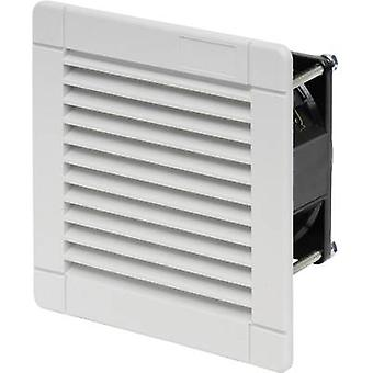 Finder 7F.50.8.230.1020 Enclosure fan 230 V AC 13 W (W x H x D) 114 x 114 x 57 mm 1 pc(s)