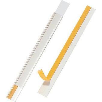 Durable Label strip SCANFIX - 8044 (W x H) 200 mm x 20 mm Colourless 5 pc(s) 804419