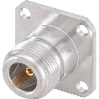 Rosenberger 53K401-200N5 N connector Socket, vertical vertical 50 Ω 1 pc(s)