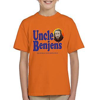 Game Of Thrones Uncle Benjens Rice Kid's T-Shirt