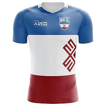 2020-2021 Mari El Home Concept Football Shirt