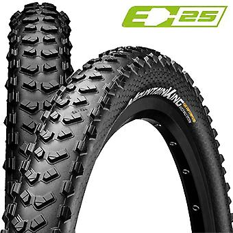 Continental Mountain King 2.3 performance bicycle tires / / 58-622 (28 × 2, 35″)