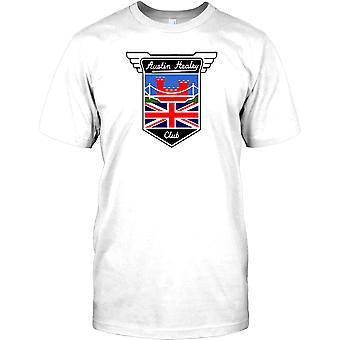 Austin Healey Club - klassisk britisk bil Mens T-skjorte