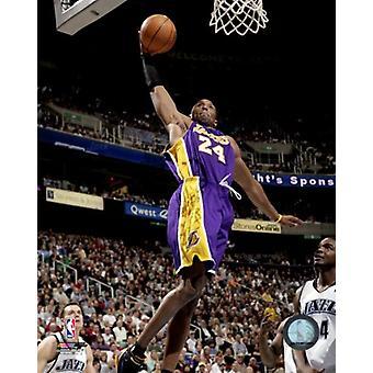 Kobe Bryant 2007-08 Action Photo Print (8 x 10)