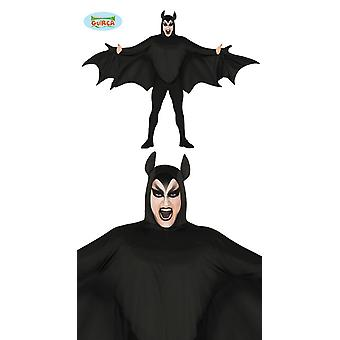 Bat bat costume adulte taille L 52-54