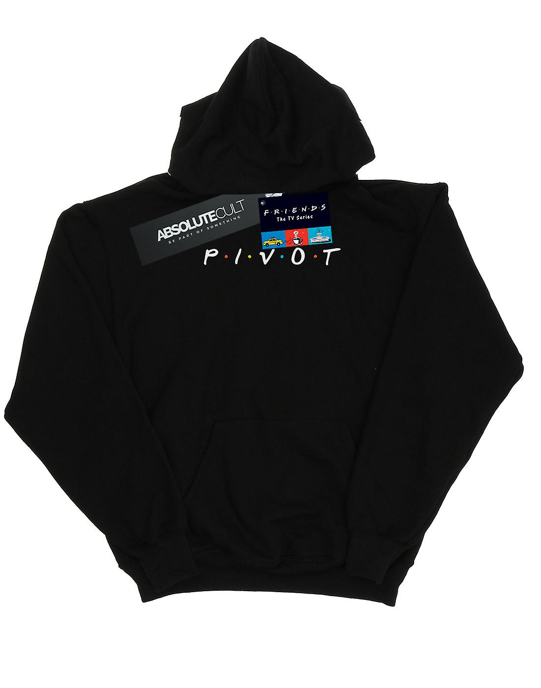 Friends Men's Pivot Logo Hoodie