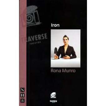 الحديد قبل رونا مونرو-كتاب 9781854597038